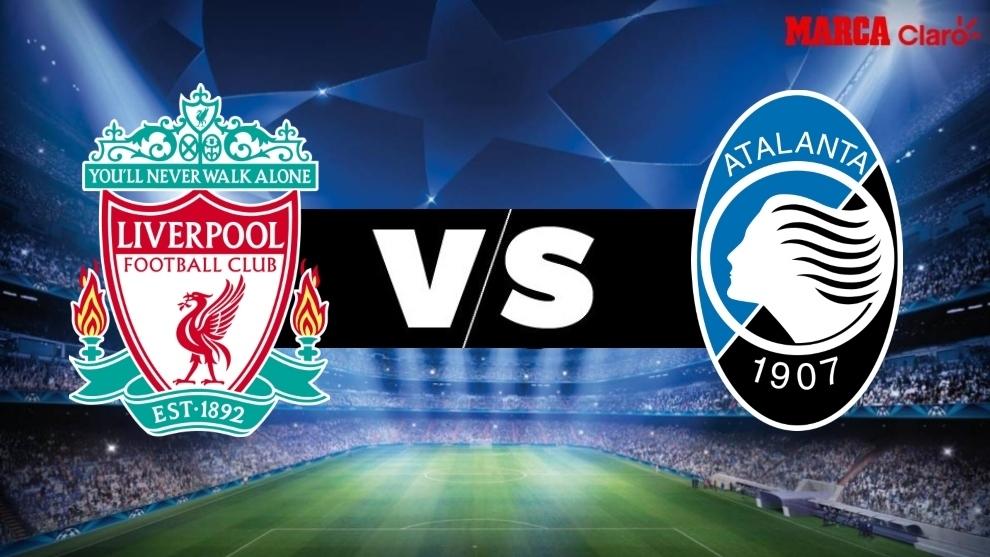 Liverpool vs Atalanta en vivo online: Partido de Champions League ...