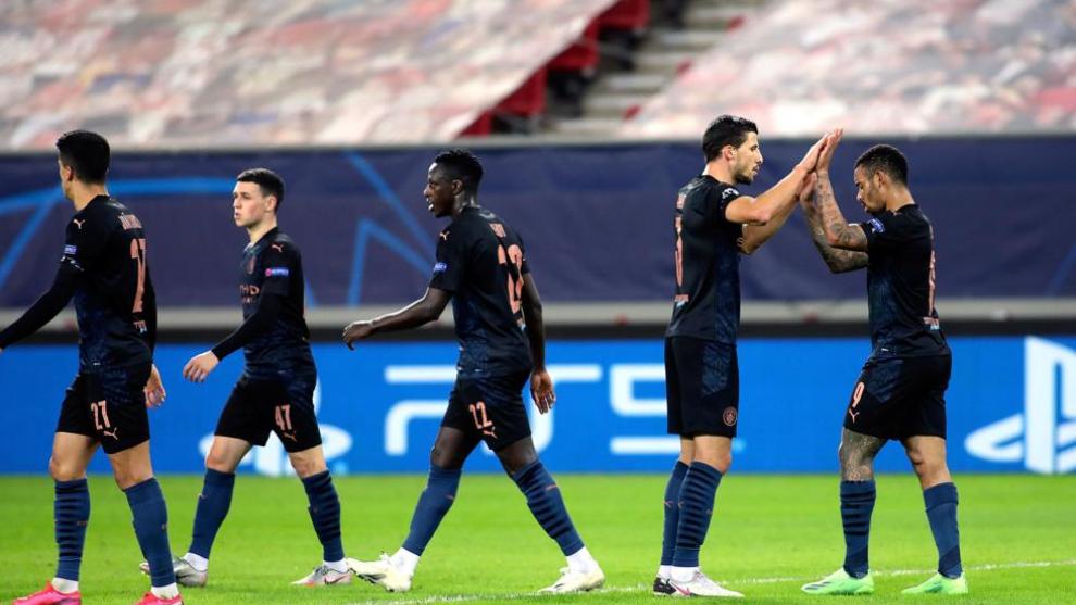 Un gol de Foden clasifica al Manchester City para octavos de final