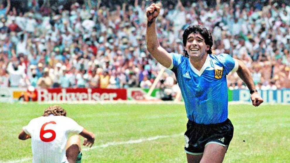 Murió Maradona: ¡Foto inédita! Diego Maradona partió de Colombia para  gestar su gloria en el Mundial de México 1986 | MARCA Claro Colombia