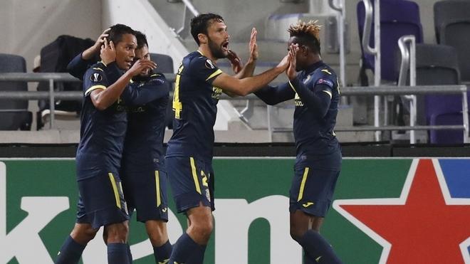 El Villarreal de Carlos Bacca empató en el partido contra el Maccabi.