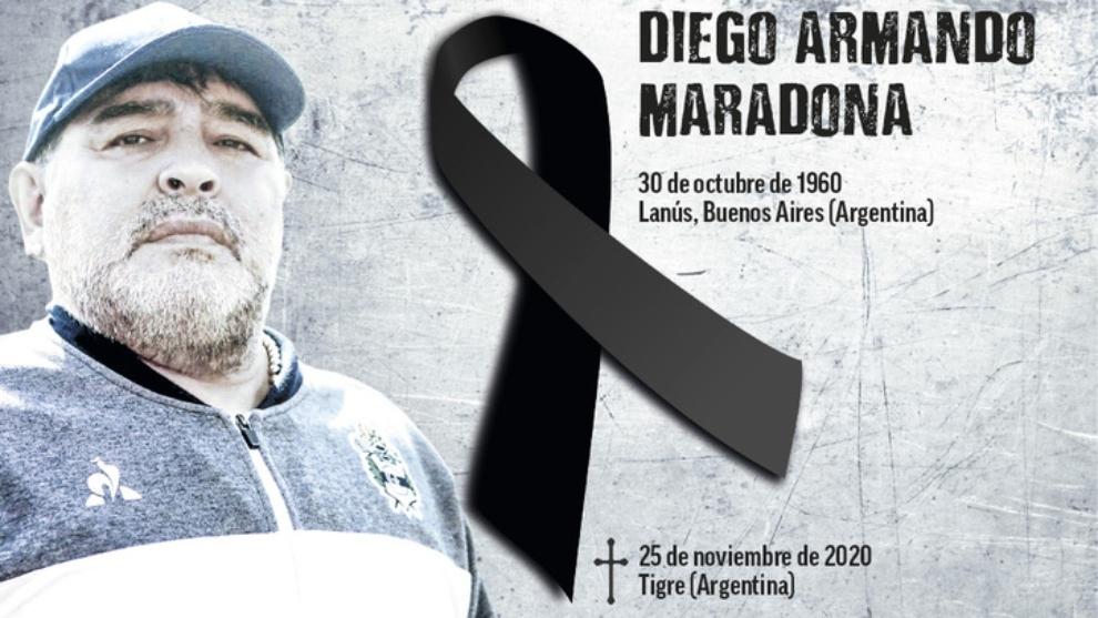 Murió Maradona: Diego Maradona ya descansa en paz en el cementerio de Bella  Vista | MARCA Claro Colombia