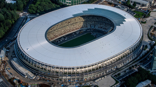 Estadio Olímpicos de Tokio 2020.