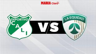 Deportivo Cali vs Equidad: ¿qué canal de TV transmite el partido de...