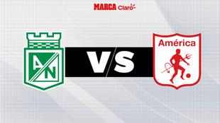 sd Liga Betplay 2020 m Atlético Nacional vs América de Cali: ¿qué...
