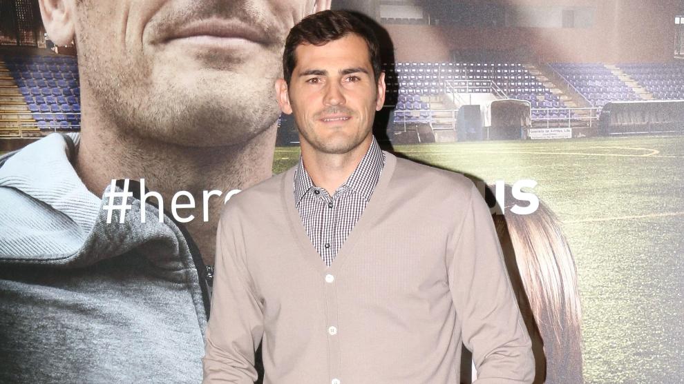 Iker Casillas presenta su documental