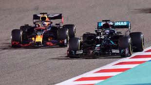 Hamilton ha vuelto a conquistar la carrera.
