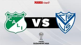 Cali vs Vélez: Horario y canal de Tv para ver el partido de los...