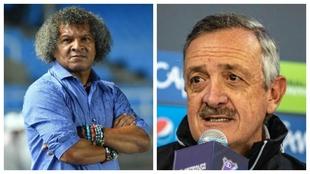 Alberto Gamero y Enrique Camacho empiezan a diagramar el 2021 de...