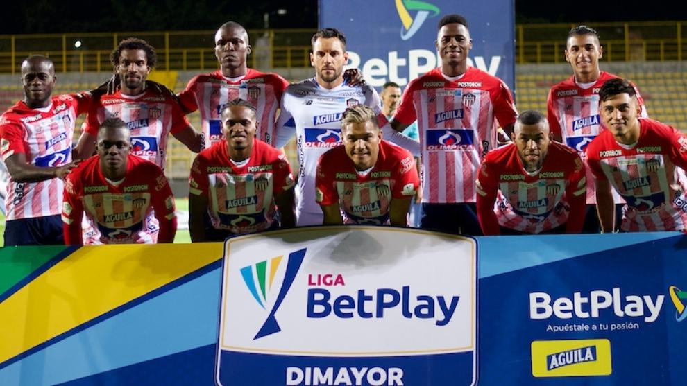 Junior convocó 23 jugadores para enfrentar Unión La Calera en Copa Sudamericana