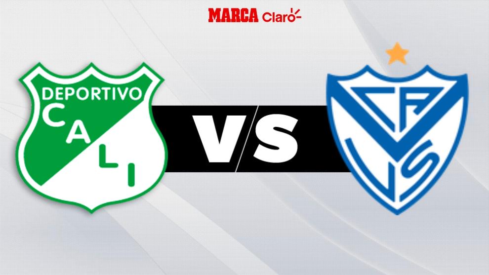 Partido en vivo Deportivo Cali vs Vélez