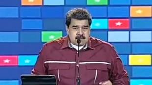 Maduro afirmó que dejará la presidencia si no ganan las elecciones...