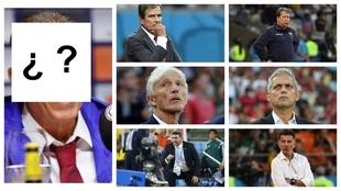 La falta de entrenadores jóvenes, otro 'problema' para...