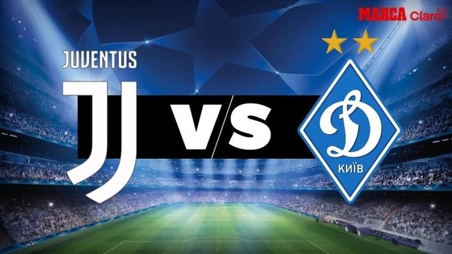 Juventus vs Dynamo Kiev: resumen, goles y resultado del partido ...