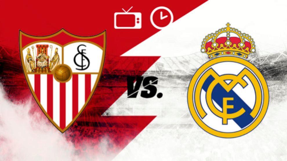 Sevilla vs Real Madrid, en vivo partido válido por la jornada 12 de ...