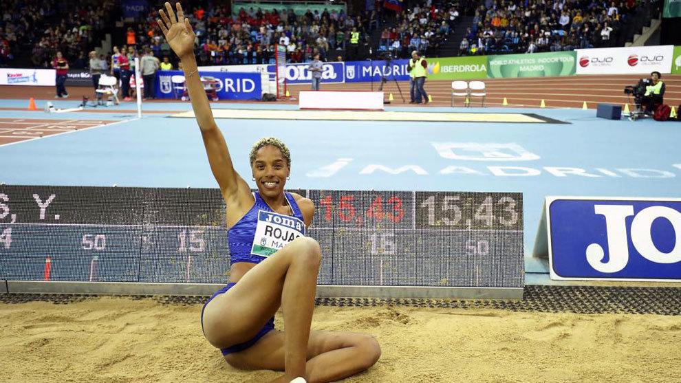 La venezolana Yulimar Rojas, mejor atleta femenina de 2020 | MARCA Claro Colombia