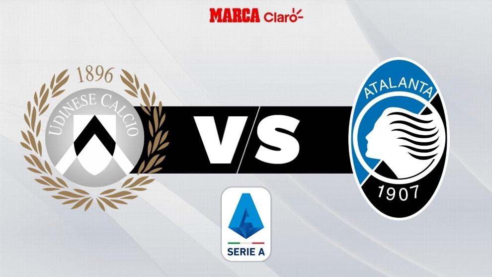 En vivo: Udinese vs Atalanta en directo