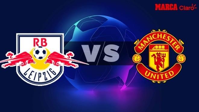 Leipzig vs Manchester United, en vivo online el partido de la ...