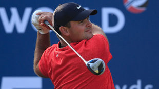 Patrick Reed, golfista norteamericano.
