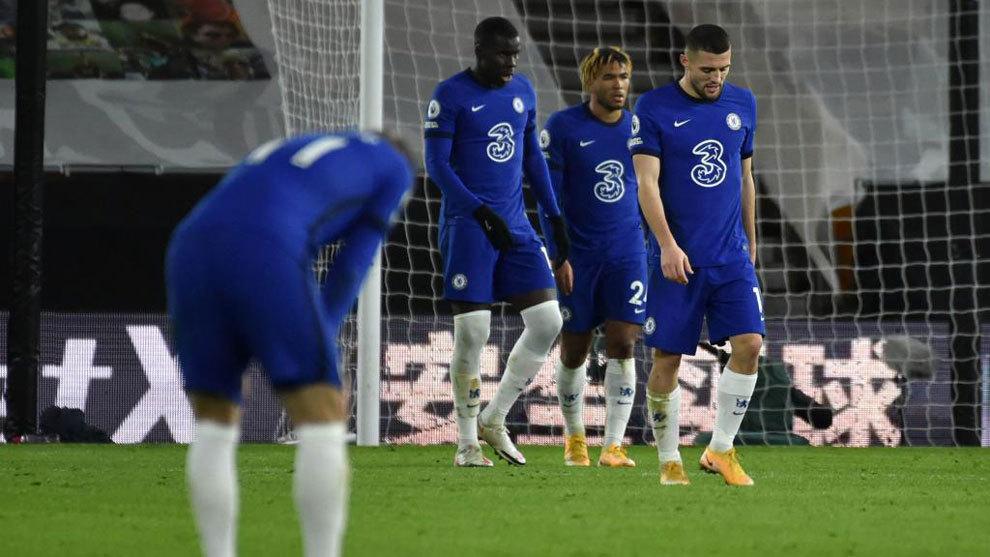 El Chelsea sigue en depresión: pierde con un gol en el 95' ante el ...