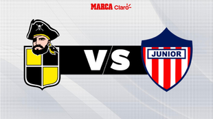 Coquimbo Unido vs Junior, en vivo