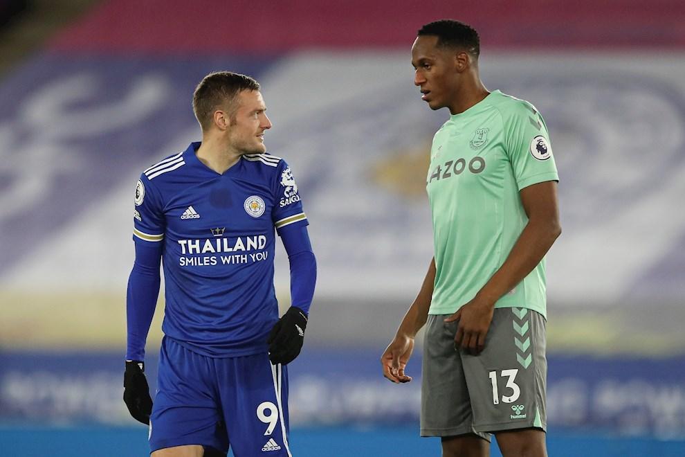 La redención de Yerry Mina en el Everton 2