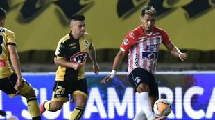 Junior, eliminado por Coquimbo Unido de la Sudamericana
