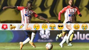 Junior vence 1-0 a Coquimbo Unido, pero queda eliminado de la Copa...