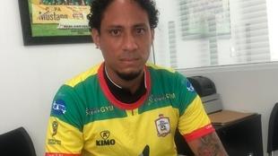 Juan Pablo Pino, refuerzo del Real Cartagena