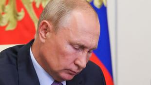 Vladímir Putin, al momento de conocer la decisión del TAS.