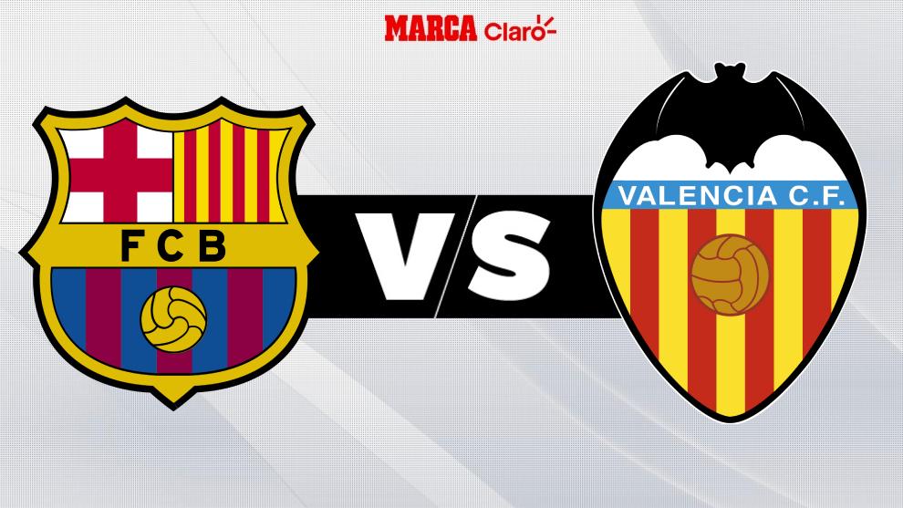 Barcelona vs Valencia, en vivo online: partido de la jornada 14 de la ...