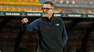 Juan Carlos Osorio, candidato para la dirección técnica de América...