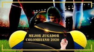 La disputa por el Balón de Oro para los colombianos.