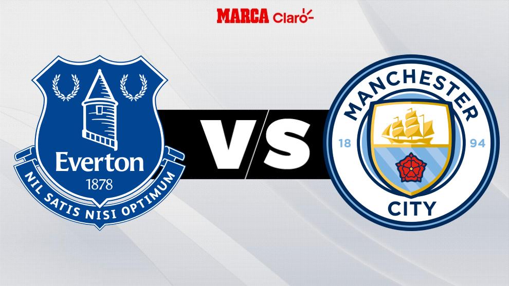 Everton vs Manchester City online en vivo: Horario y dónde ver el ...