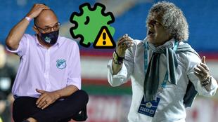 Millonarios y Deportivo Cali afrontan varias bajas por contagios de la...