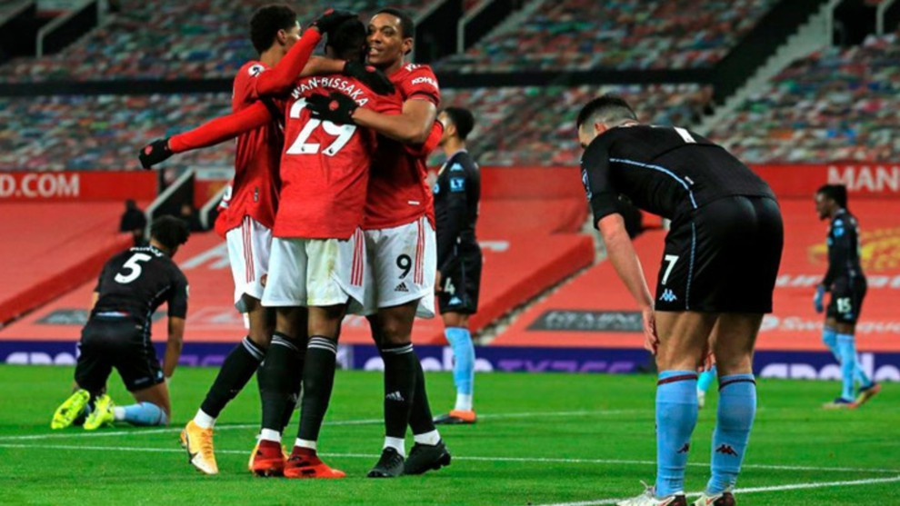 El renacer del Manchester United: así ha alcanzado la cima de la ...