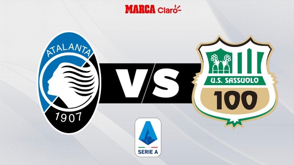 Atalanta Vs Sassuolo Resumen Resultado Y Goles Del