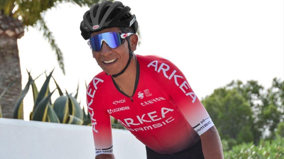 Nairo Quintana y Arkea buscan participar en el Giro de Italia 2021.