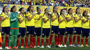 Selección Femenina de Mayores.