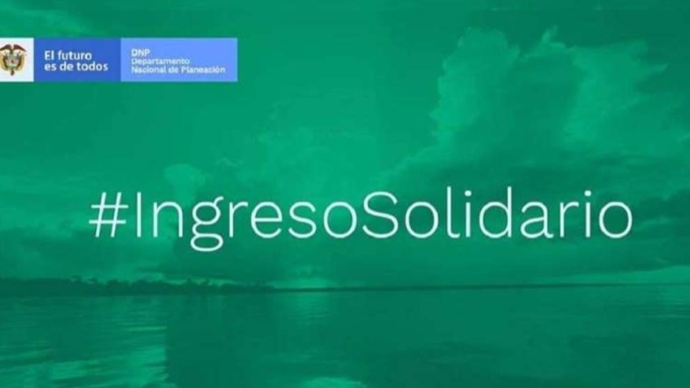 Ingreso Solidario en 2021 continúa con los auxilios en Colombia.