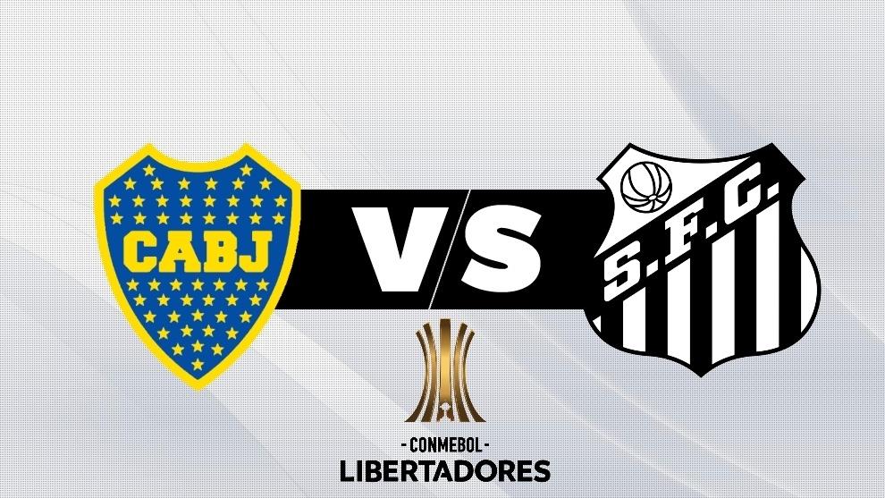 Boca Juniors vs Santos: en vivo el partido de la semifinal de la Copa ...