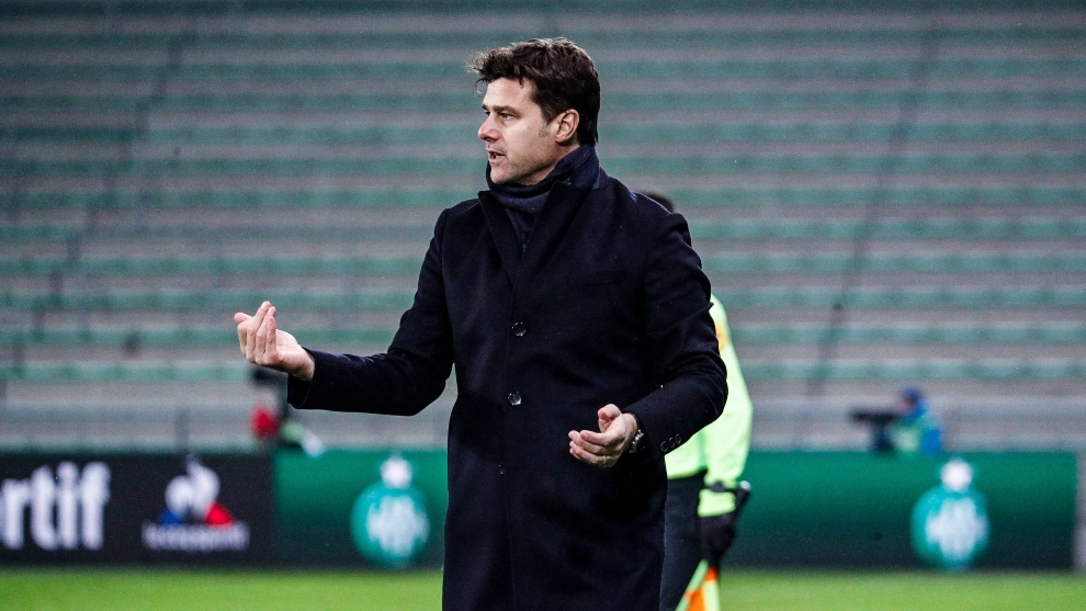 Mauricio Pochettino se estrena con un empate insuficiente