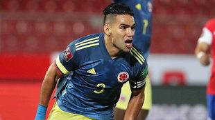 Falcao podría perderse la Copa América por sus lesiones.