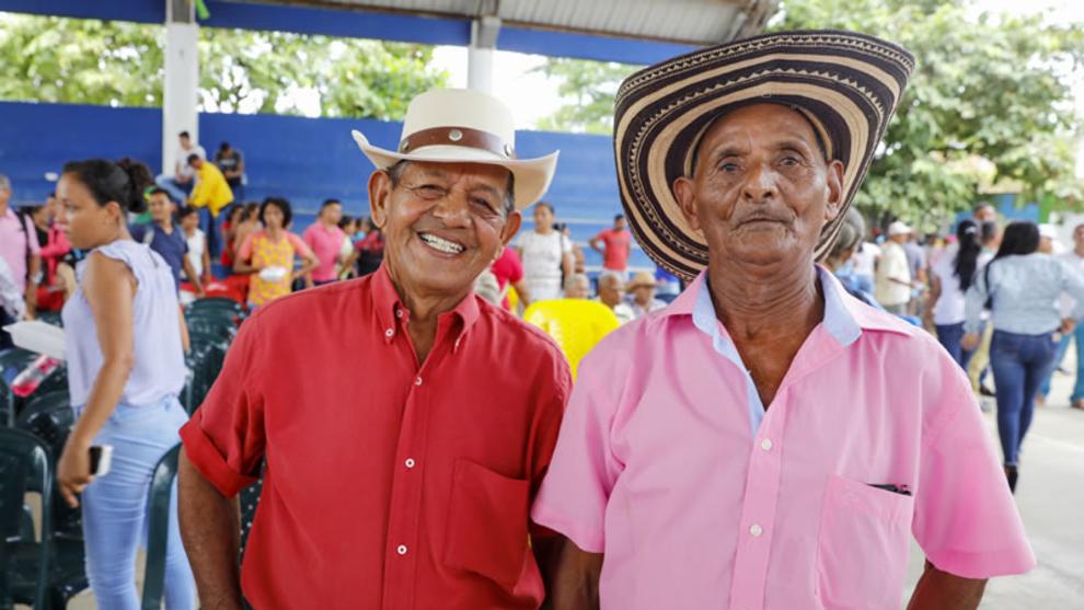 Cuántos apoyos da el gobierno de Colombia y cómo se pueden...