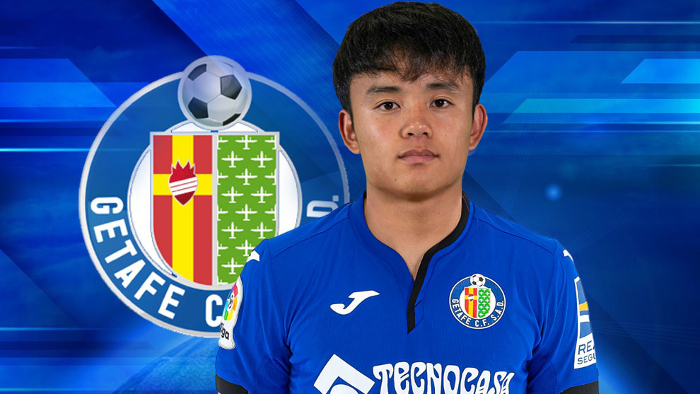 El Getafe no esconde su interés por Take Kubo