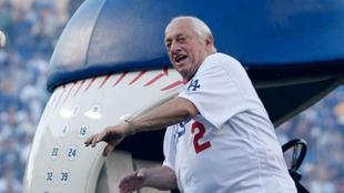 Tommy Lasorda murió a la edad de los 93 años.