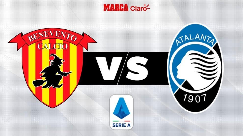 Benevento vs Atalanta en vivo por la Serie A: Partido de la jornada 17...