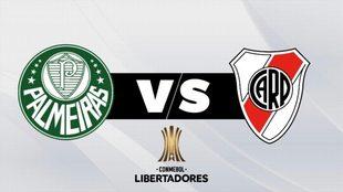 Palmeiras vs River Plate: horario y cómo ver en vivo el partido de la...