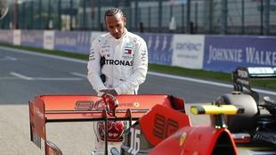 En Ferrari tienen claro su apuesta por Sainz y Leclerc.