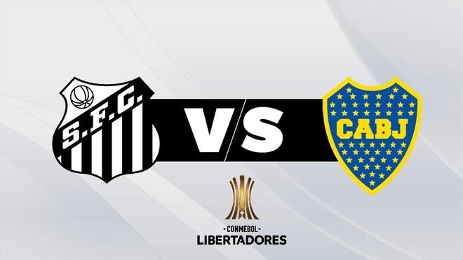 Santos vs Boca Juniors, en vivo online el partido por la Copa ...