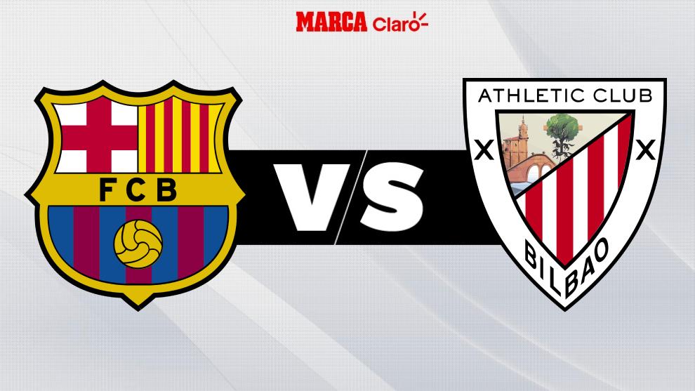 Barcelona vs Athletic Club de Bilbao: horario y cómo ver en vivo el ...